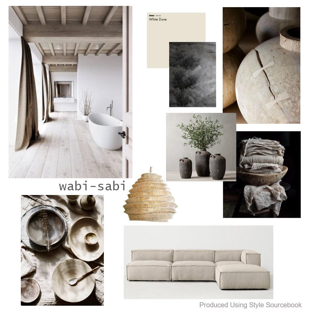 wabi-sabi Mood Board by Jaimee-lee on Style Sourcebook