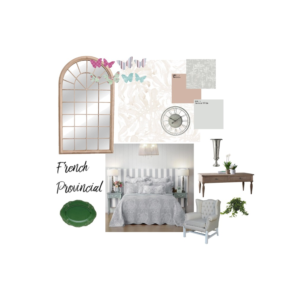 French Interior Design Mood Board by Sue Jackson on Style Sourcebook