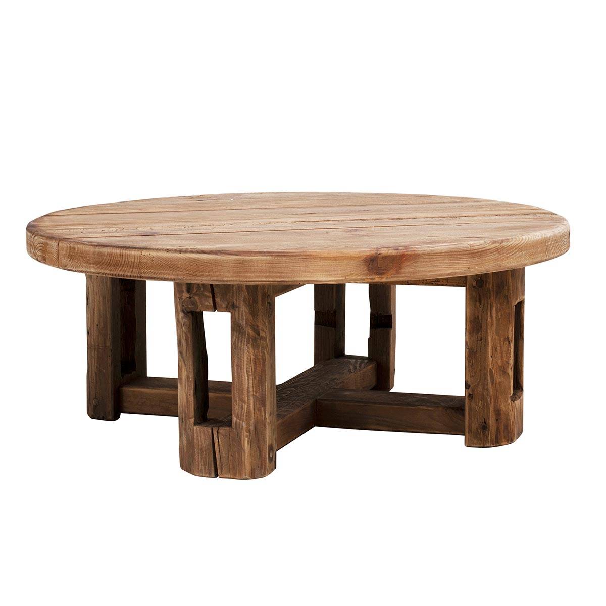 SOUTHPORT COFFEE TABLE in reclaimed pine