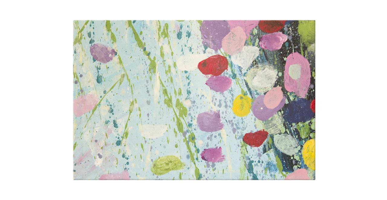 The Perennial Print Canvas Small