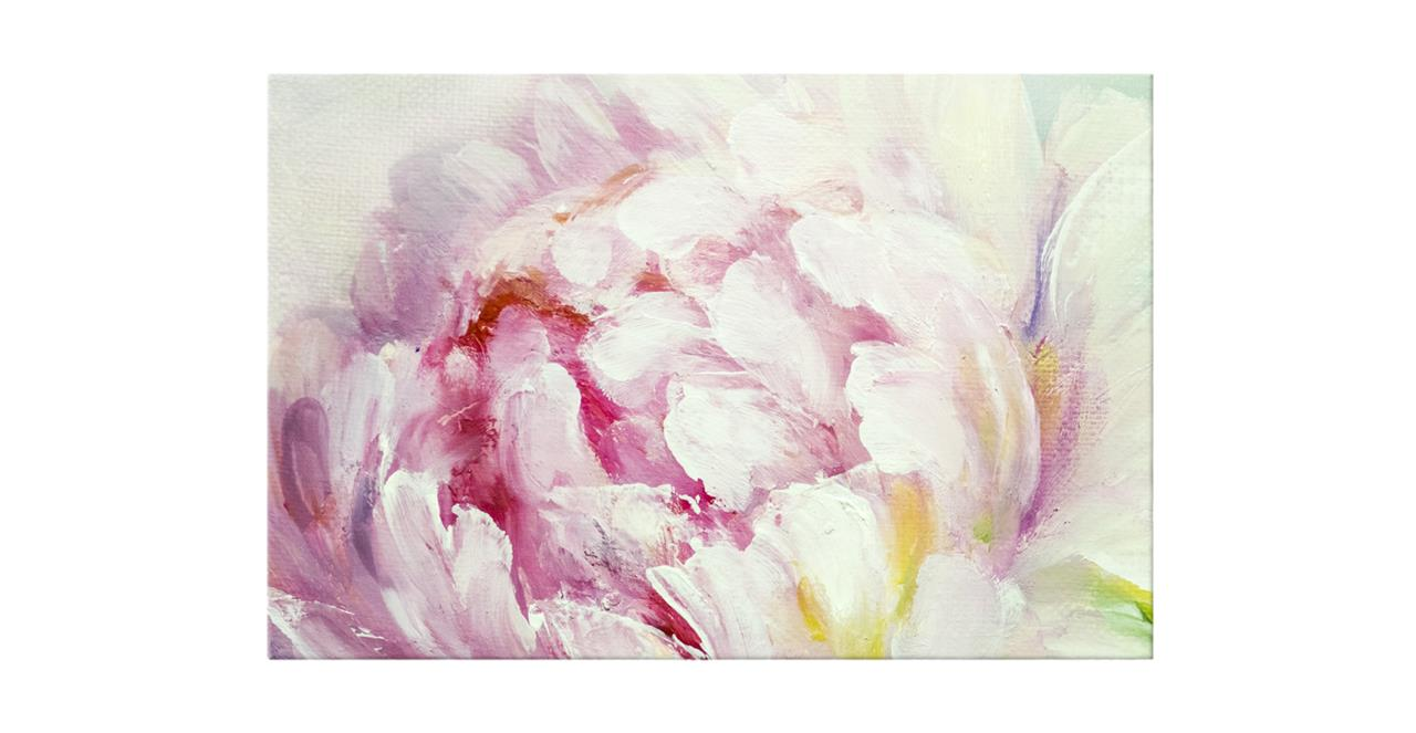 The Petal Print Canvas Small