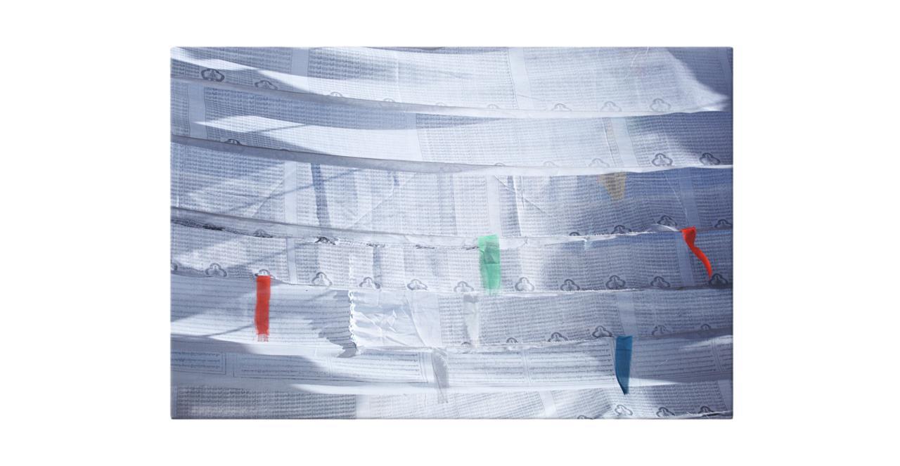 The Flags Print Canvas Medium