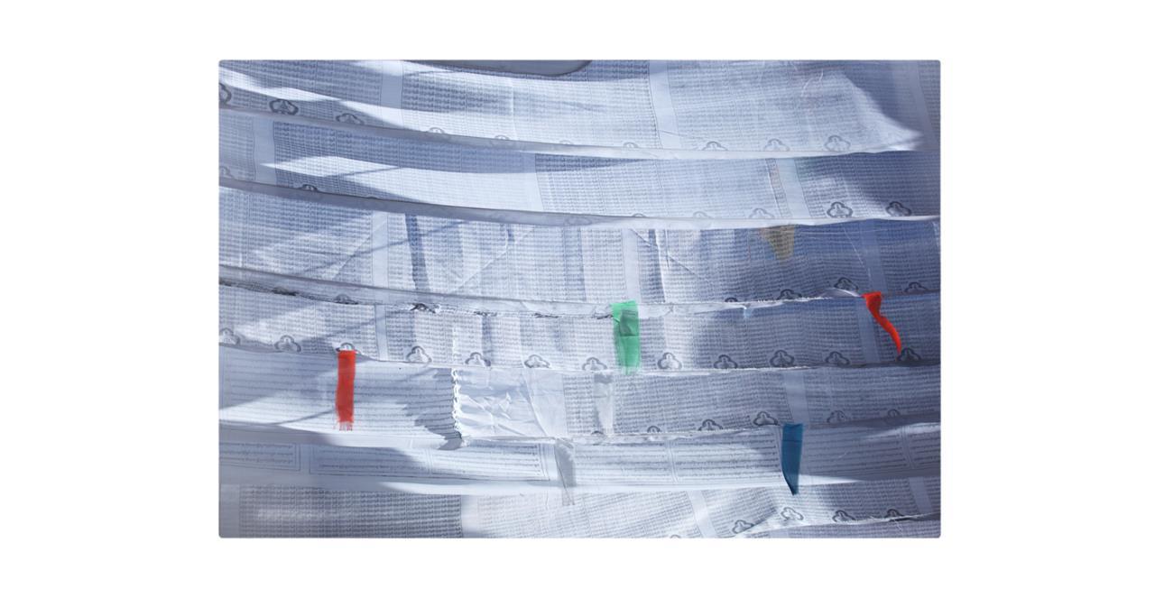 The Flags Print Metal Print Medium
