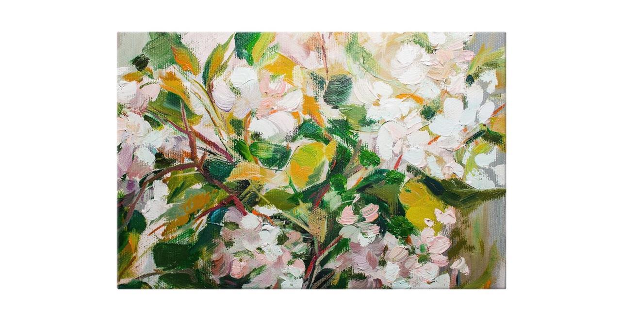 The Floret Print Canvas Medium