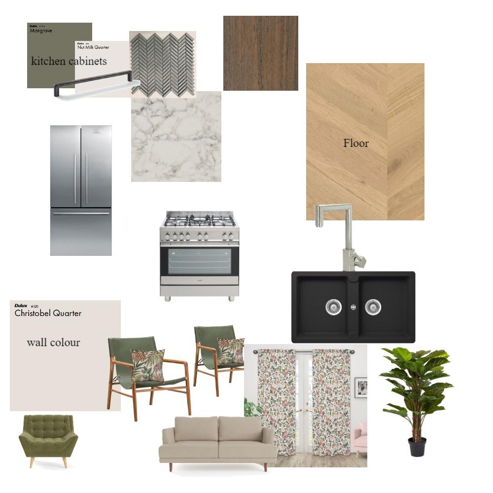 tropical farmhouse Interior Design Mood Board by Jeannette vanLagen on Style Sourcebook