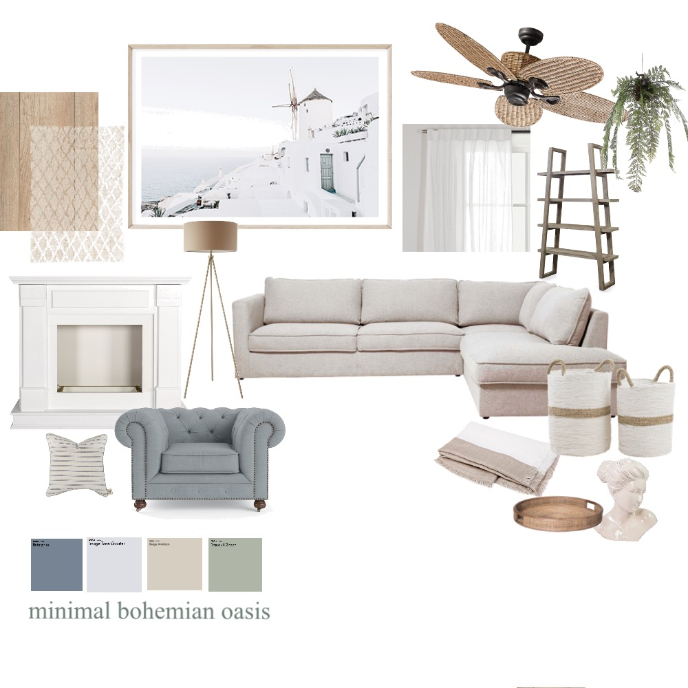 Bohemian dream Interior Design Mood Board by Samanthag on Style Sourcebook