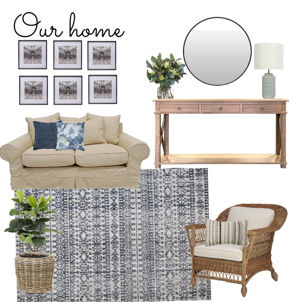 rug 5 Interior Design Mood Board by carla.woodford@me.com on Style Sourcebook