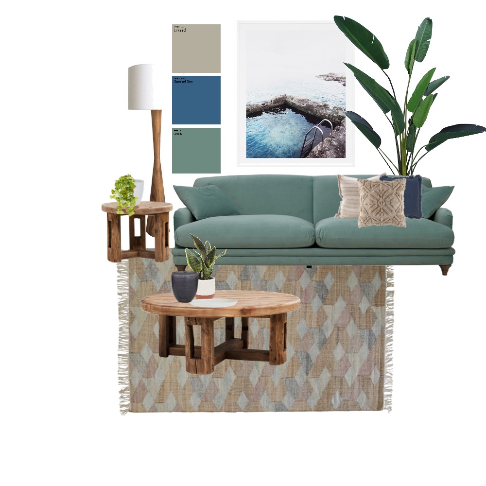 Soothing coastal hues Interior Design Mood Board by jlousmith80 on Style Sourcebook