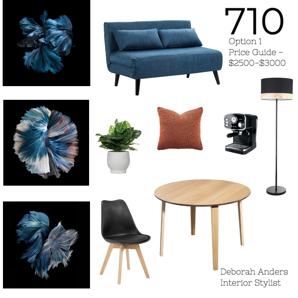 Appartment 710 Option 1 Interior Design Mood Board by DStyles on Style Sourcebook