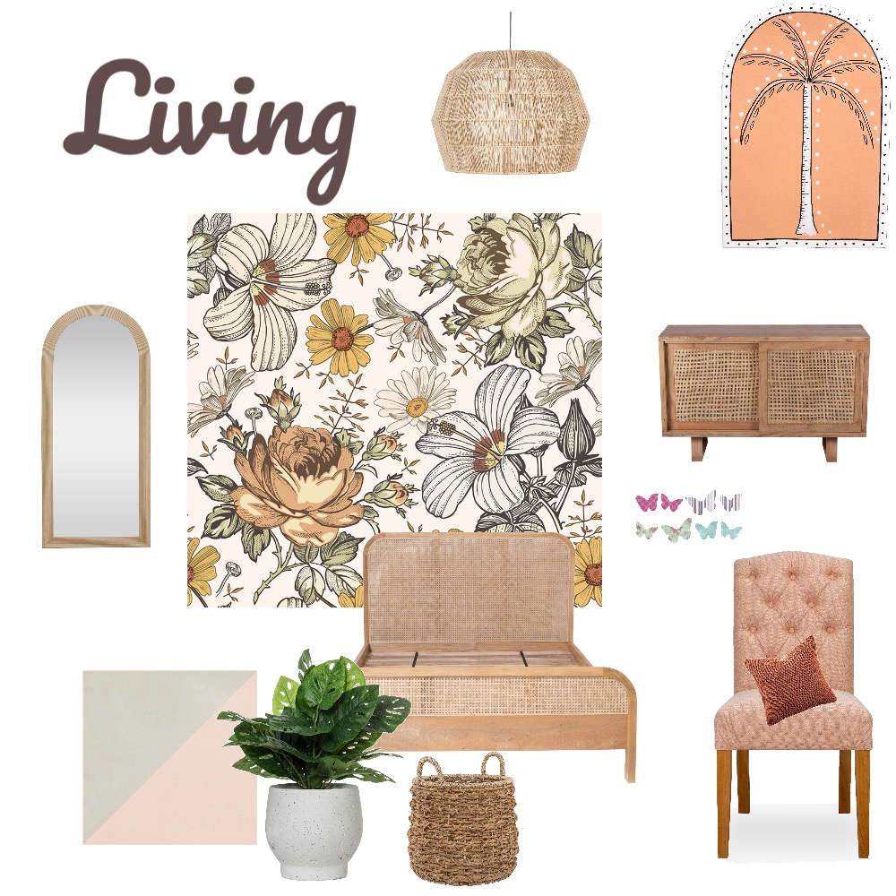 Living Interior Design Mood Board by Vad on Style Sourcebook