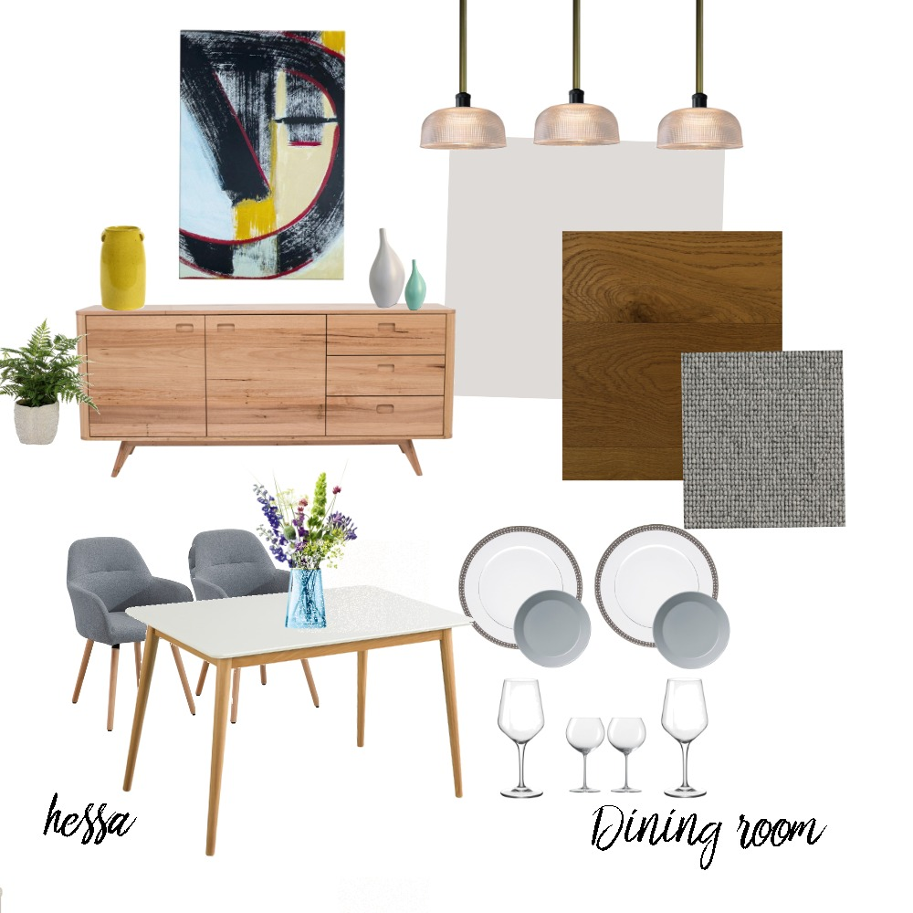 dining room Interior Design Mood Board by hms13 on Style Sourcebook