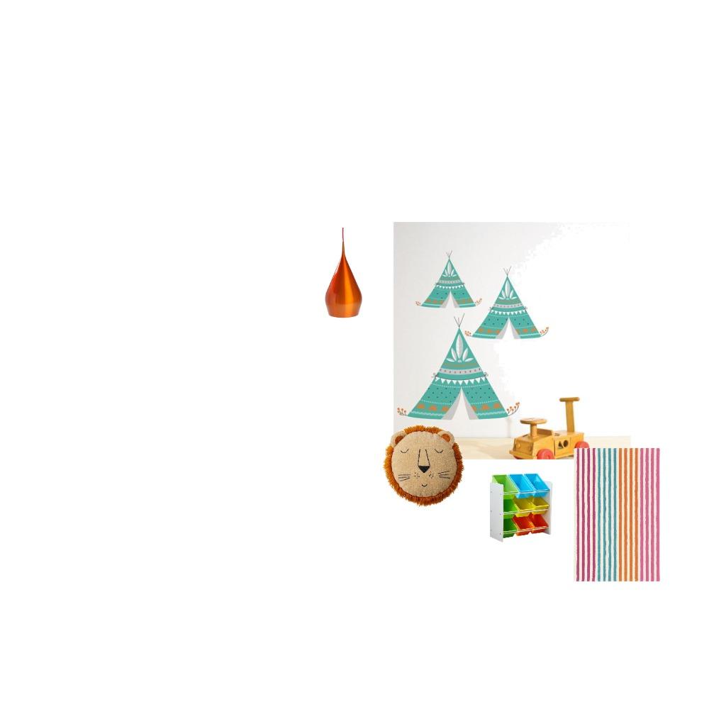 детская Interior Design Mood Board by anna shevtsova on Style Sourcebook