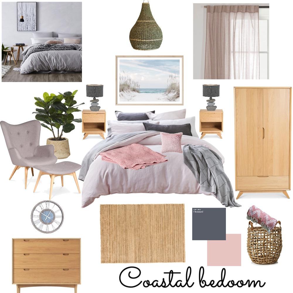 Coastal bedroom Interior Design Mood Board by LauraC on Style Sourcebook