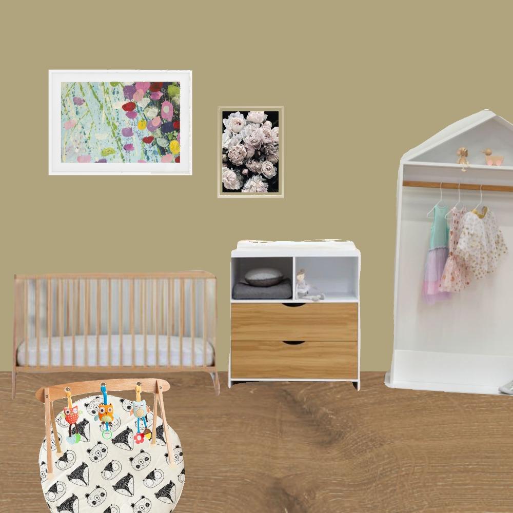 nursery Interior Design Mood Board by sarah bobbin on Style Sourcebook