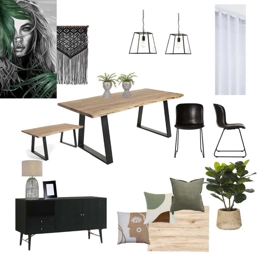 Client Project Interior Design Mood Board by Seventy7 Interiors on Style Sourcebook