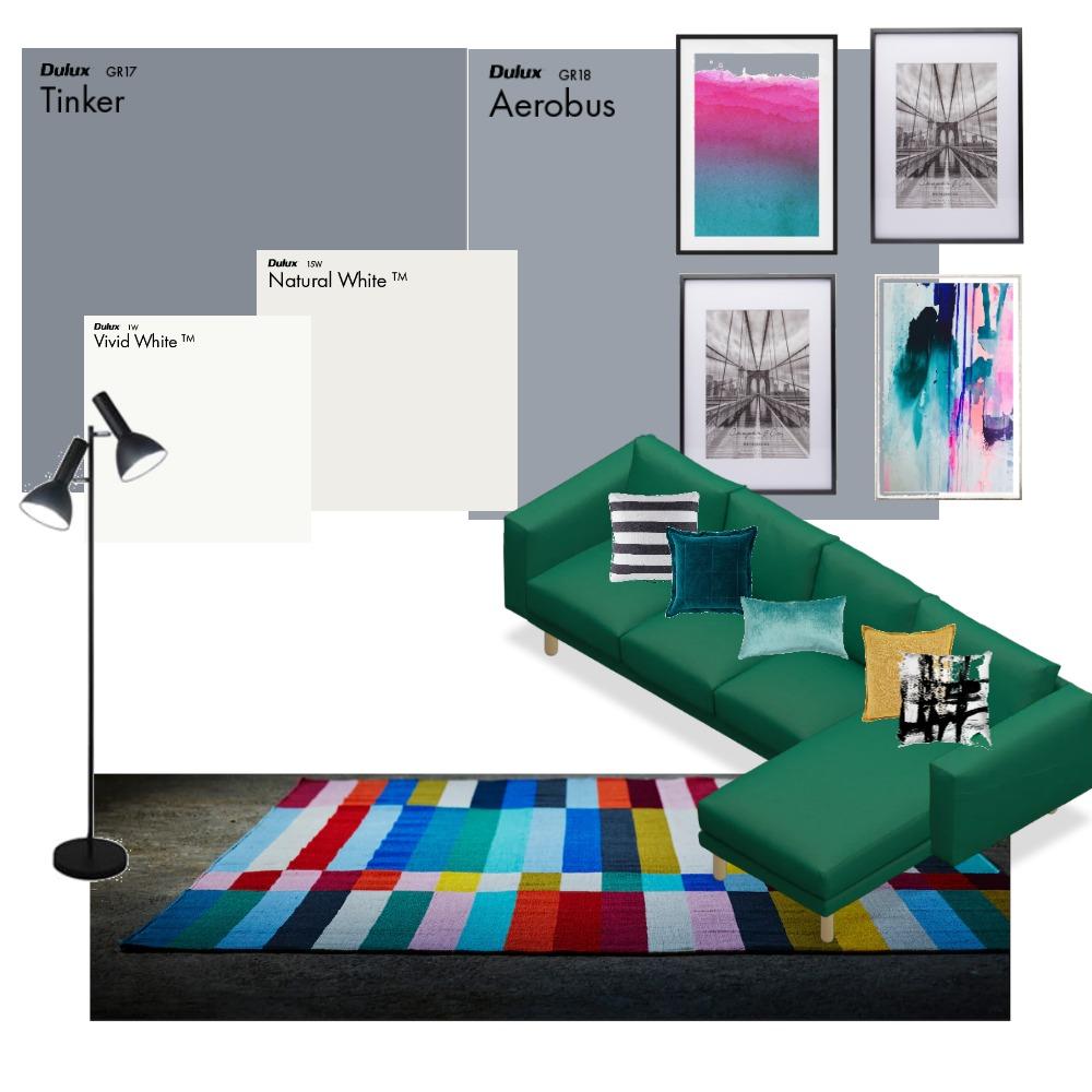 Den Interior Design Mood Board by Splitty on Style Sourcebook
