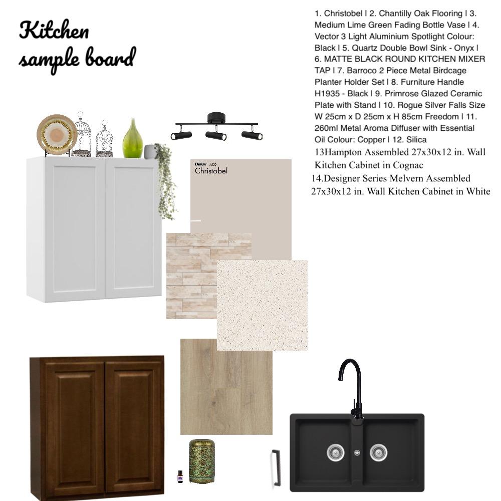 Lapps kitchen Interior Design Mood Board by Debbie Wells on Style Sourcebook