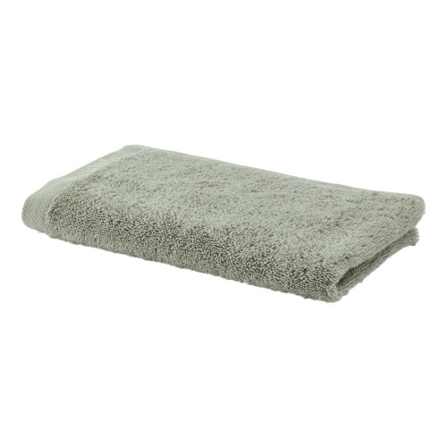London Combed Egyptian Cotton Guest Towel Colour: Thyme by Temple & Webster, a Towels & Washcloths for sale on Style Sourcebook