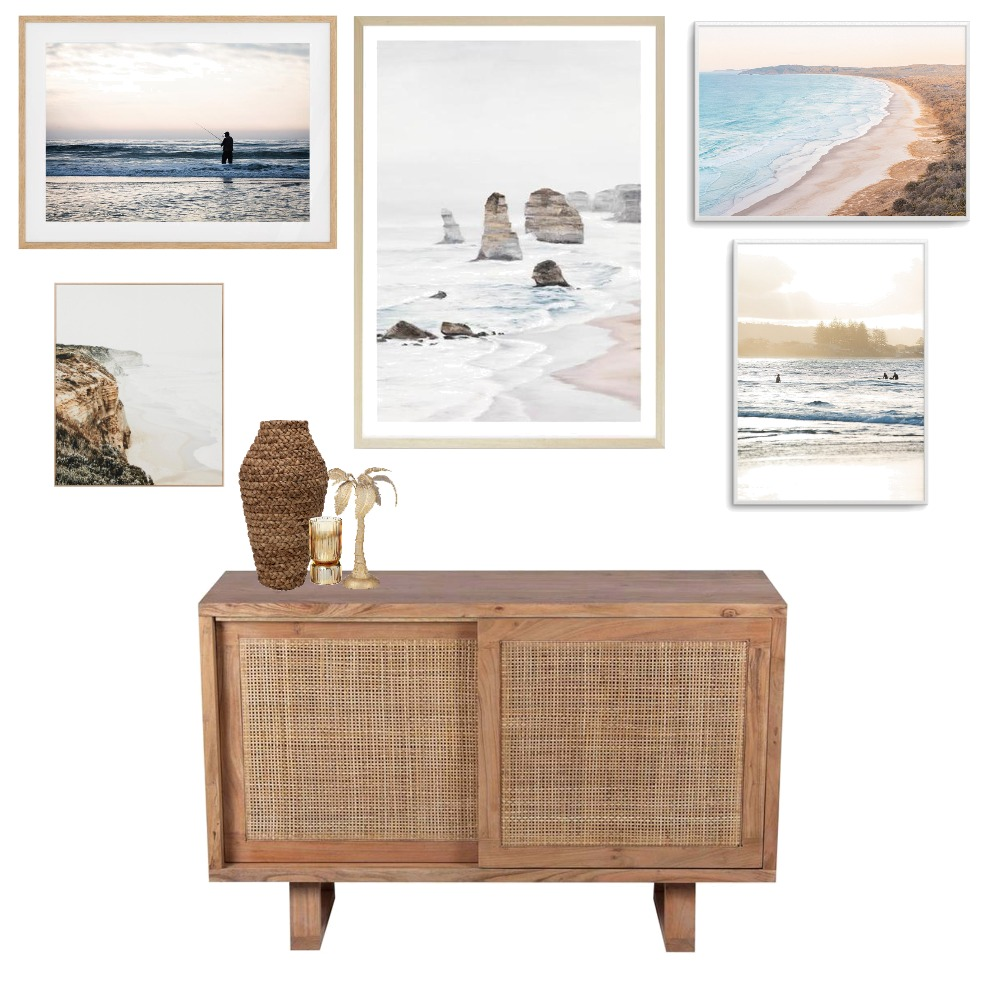 Side Wall Space Patterson Lakes V2 Interior Design Mood Board by styledbymona on Style Sourcebook