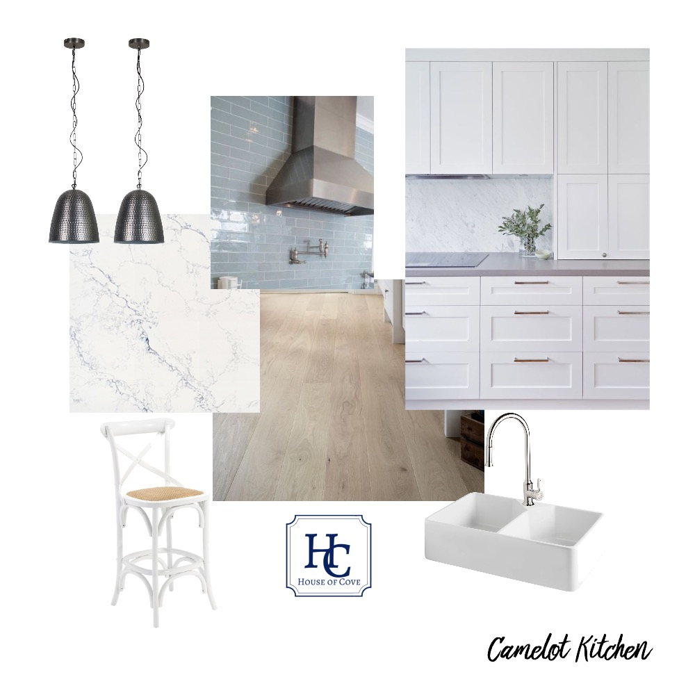 Camelot Kitchen Mood Board by House of Cove on Style Sourcebook