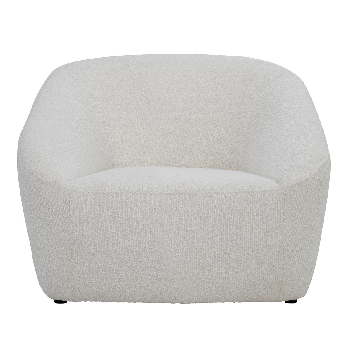 TULIP ARMCHAIR in dove cream by OzDesignFurniture, a Sofas for sale on Style Sourcebook