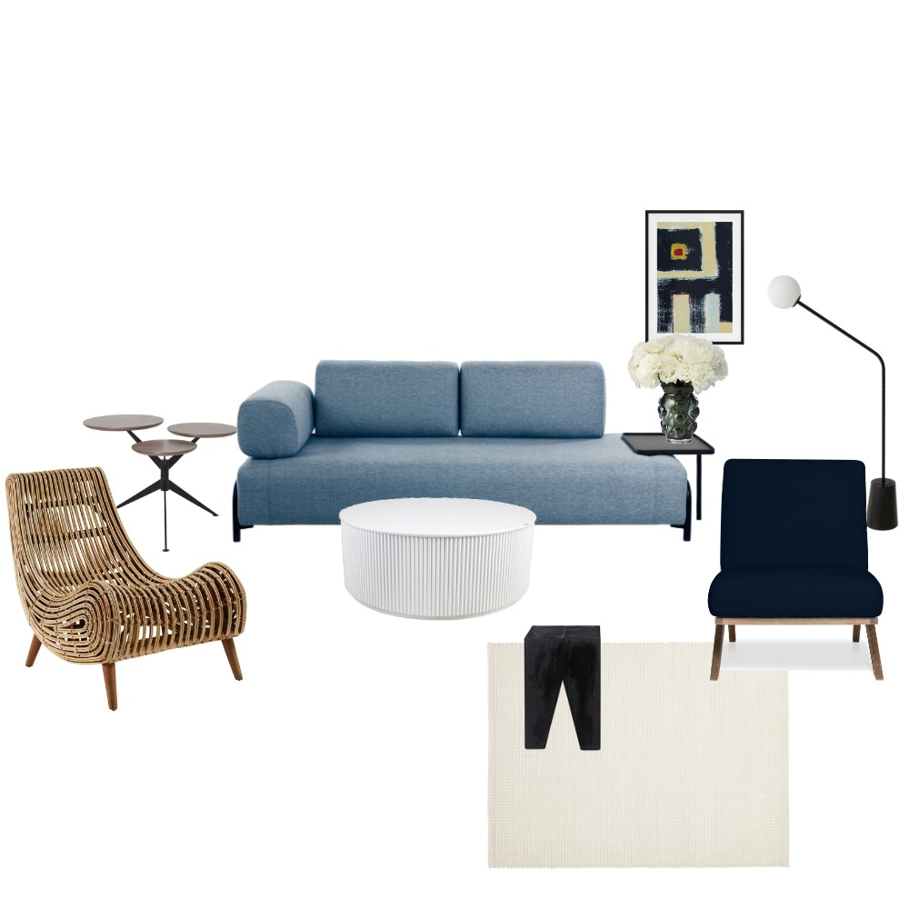 Chic Interior Design Mood Board by Eclecticisbest on Style Sourcebook