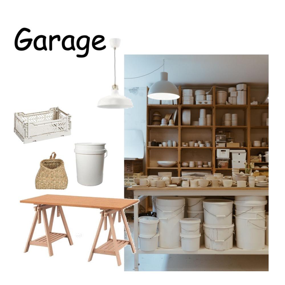 Garage Interior Design Mood Board by Adi Kariv on Style Sourcebook