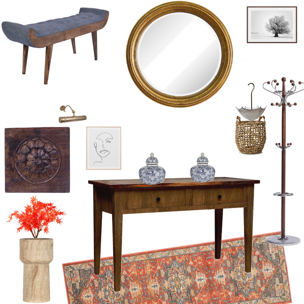 Kim Entry Interior Design Mood Board by gbmarston69 on Style Sourcebook