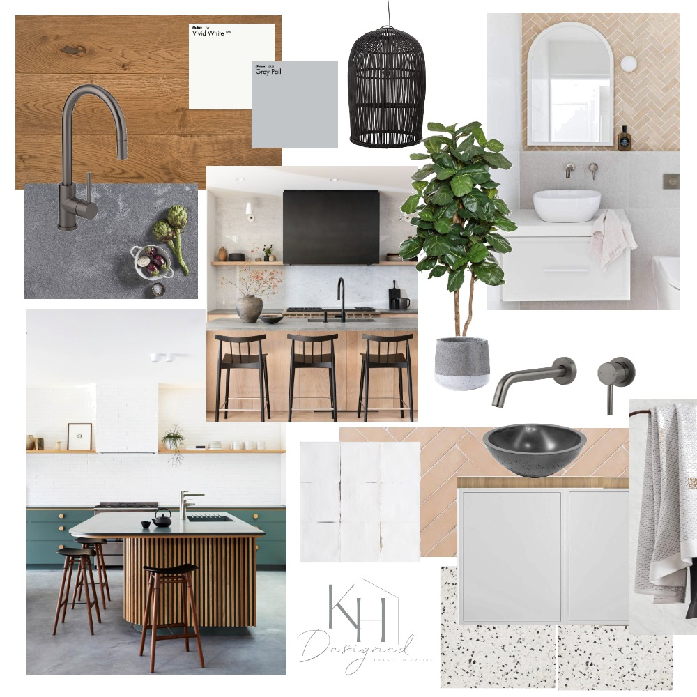 Coorumbung vision 3 Interior Design Mood Board by KH Designed on Style Sourcebook