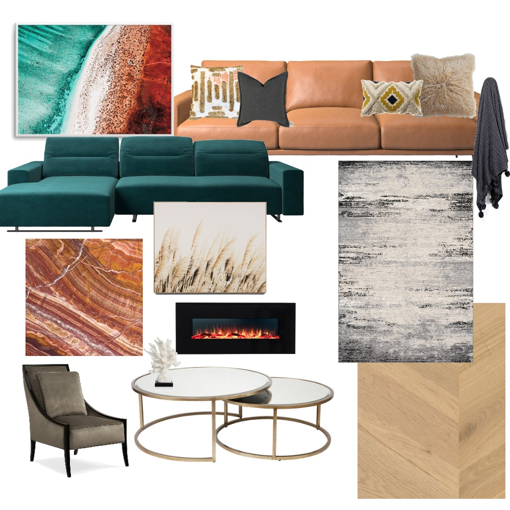 Living Room Interior Design Mood Board by KatKards on Style Sourcebook