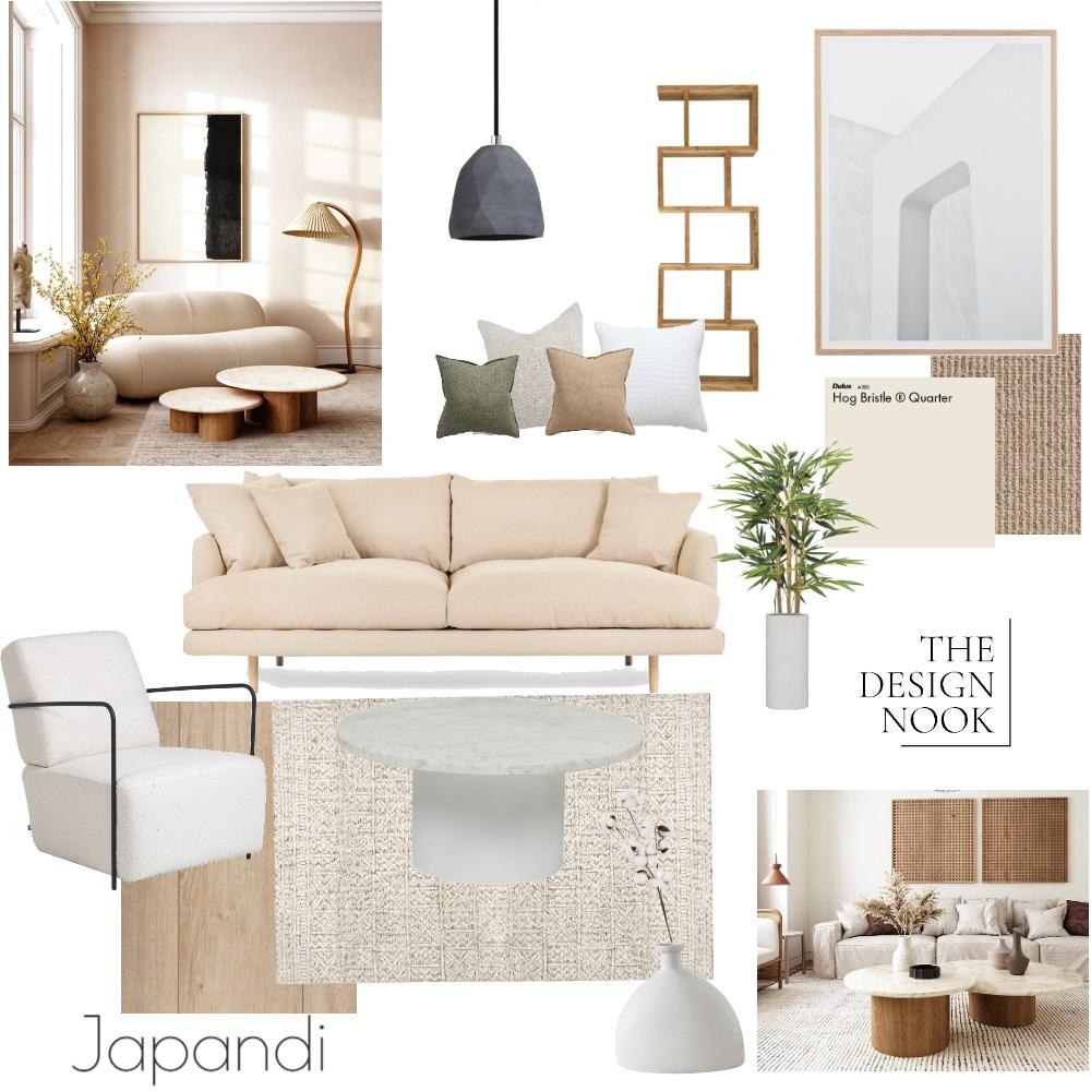 Japandi mb2 Interior Design Mood Board by jazmynoxley on Style Sourcebook