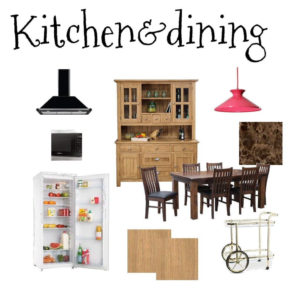 kitchen&dining Interior Design Mood Board by Ruslan Mukhtar on Style Sourcebook