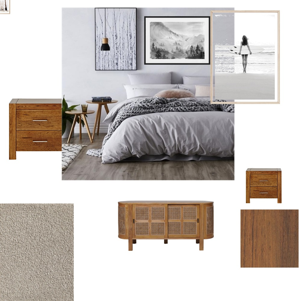 Master Bedroom Interior Design Mood Board by frosygrrl on Style Sourcebook
