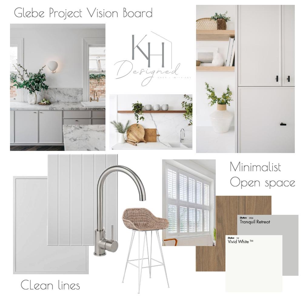 glebe project vision board Interior Design Mood Board by KH Designed on Style Sourcebook