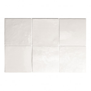 Artisan White Square tile by Tile Republic, a Subway Tiles for sale on Style Sourcebook