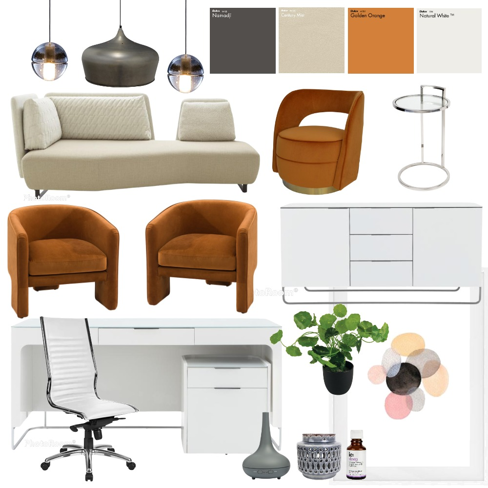 Psicology Interior Design Mood Board by msolanillam on Style Sourcebook