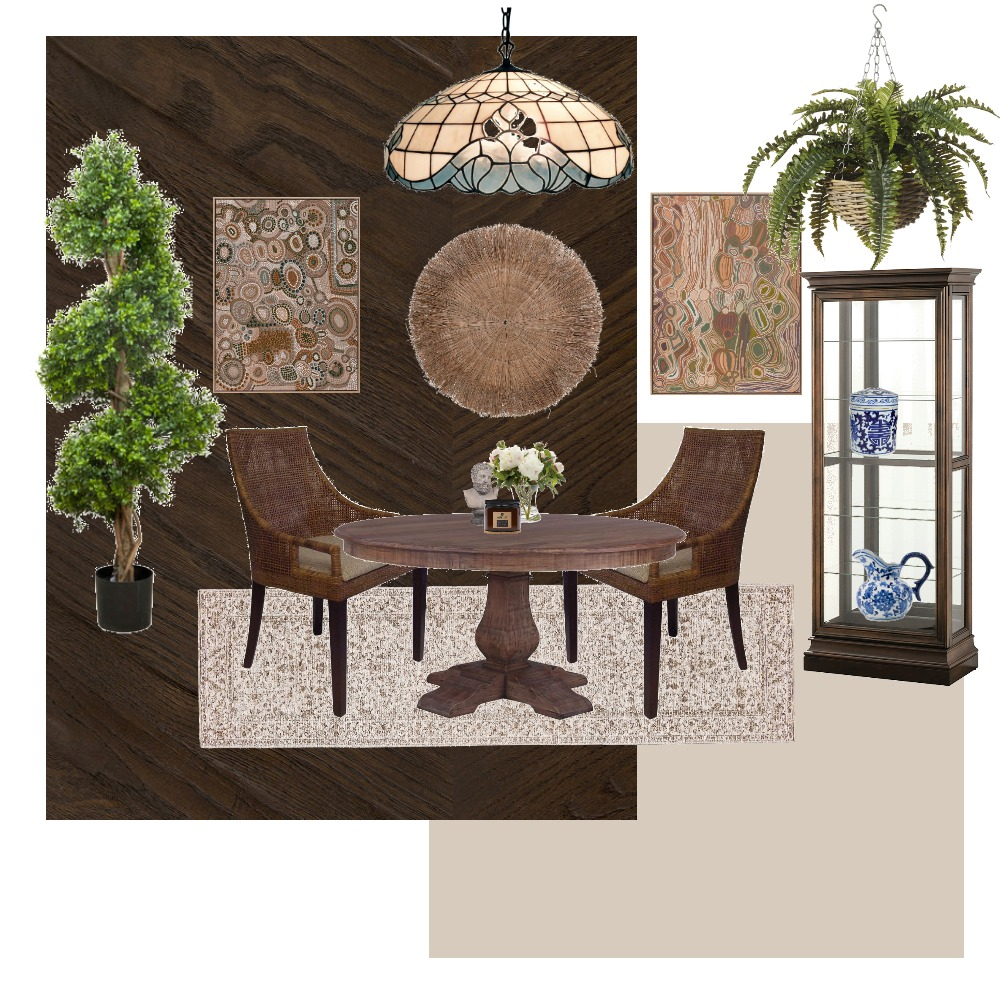 Dining Vibes Interior Design Mood Board by dadadeeh on Style Sourcebook