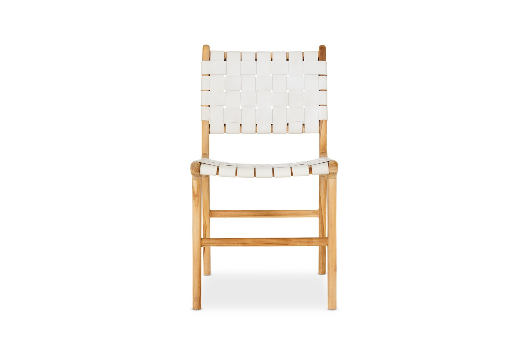 Cuba Woven Coastal Dining Chair White by Lounge Lovers by Lounge Lovers, a Dining Chairs for sale on Style Sourcebook