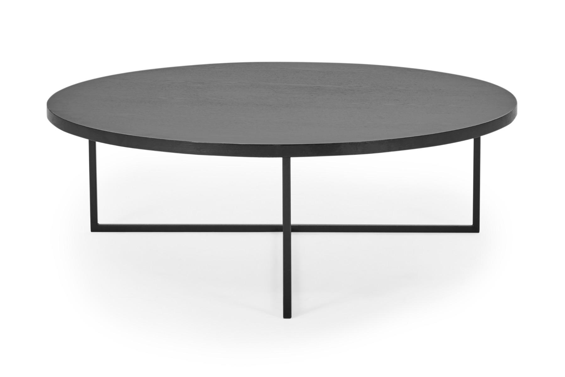 Turner Modern Coffee Table Black Table Top Black Ash Veneer by Lounge Lovers by Lounge Lovers, a Coffee Table for sale on Style Sourcebook