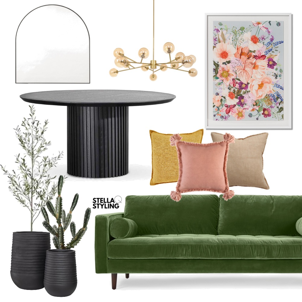 BB Mood Board by Black Brick Home Staging on Style Sourcebook