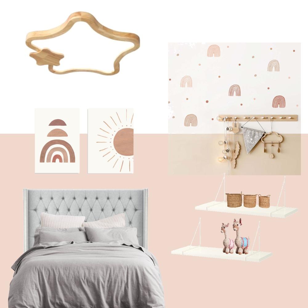 ילדה קטנה Interior Design Mood Board by yasmin.bh on Style Sourcebook