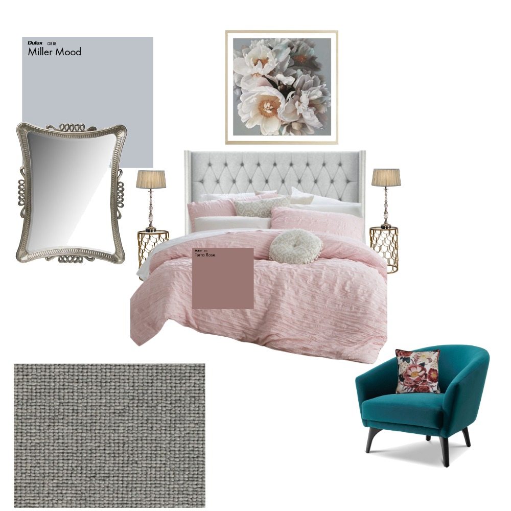 bedroom1 Interior Design Mood Board by lizz on Style Sourcebook