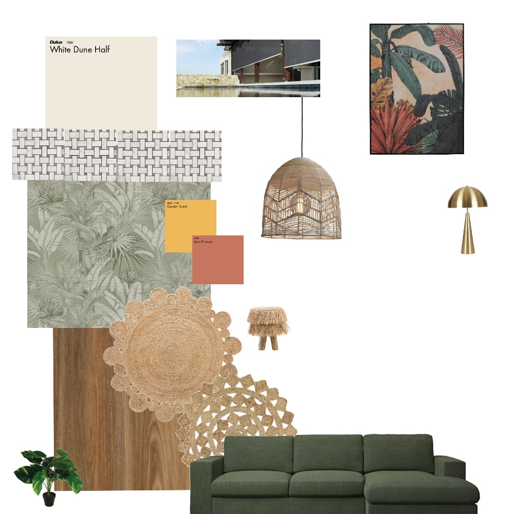 Beach Chalet Interior Design Mood Board by calliew on Style Sourcebook