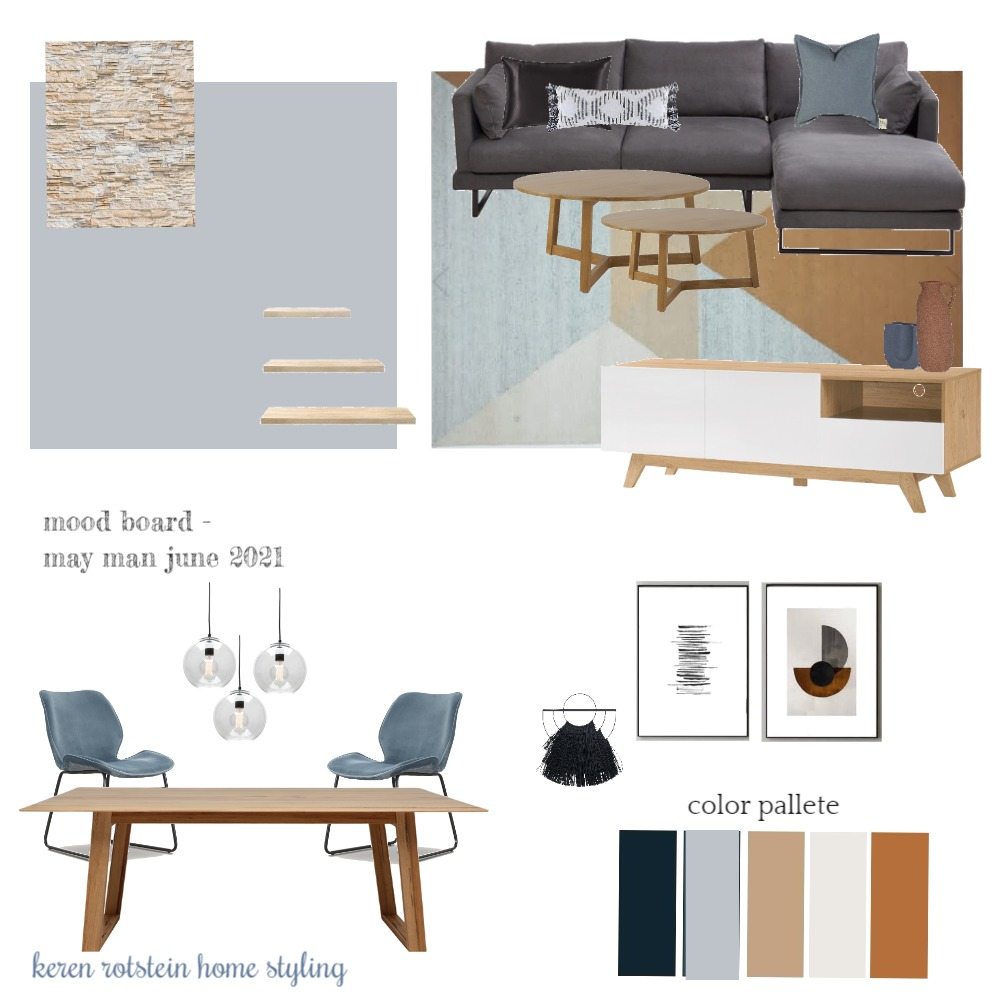 may man mood bourd3 Interior Design Mood Board by keren on Style Sourcebook