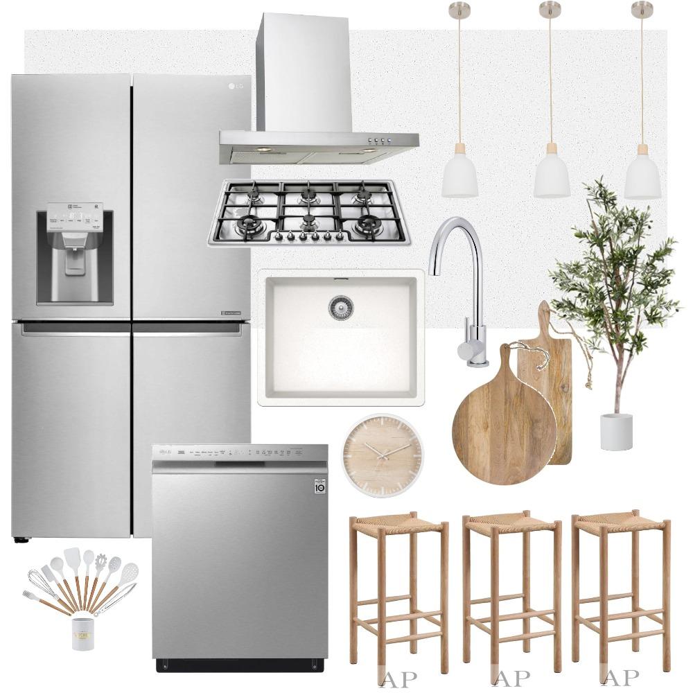 kitchen Interior Design Mood Board by amanda-le on Style Sourcebook