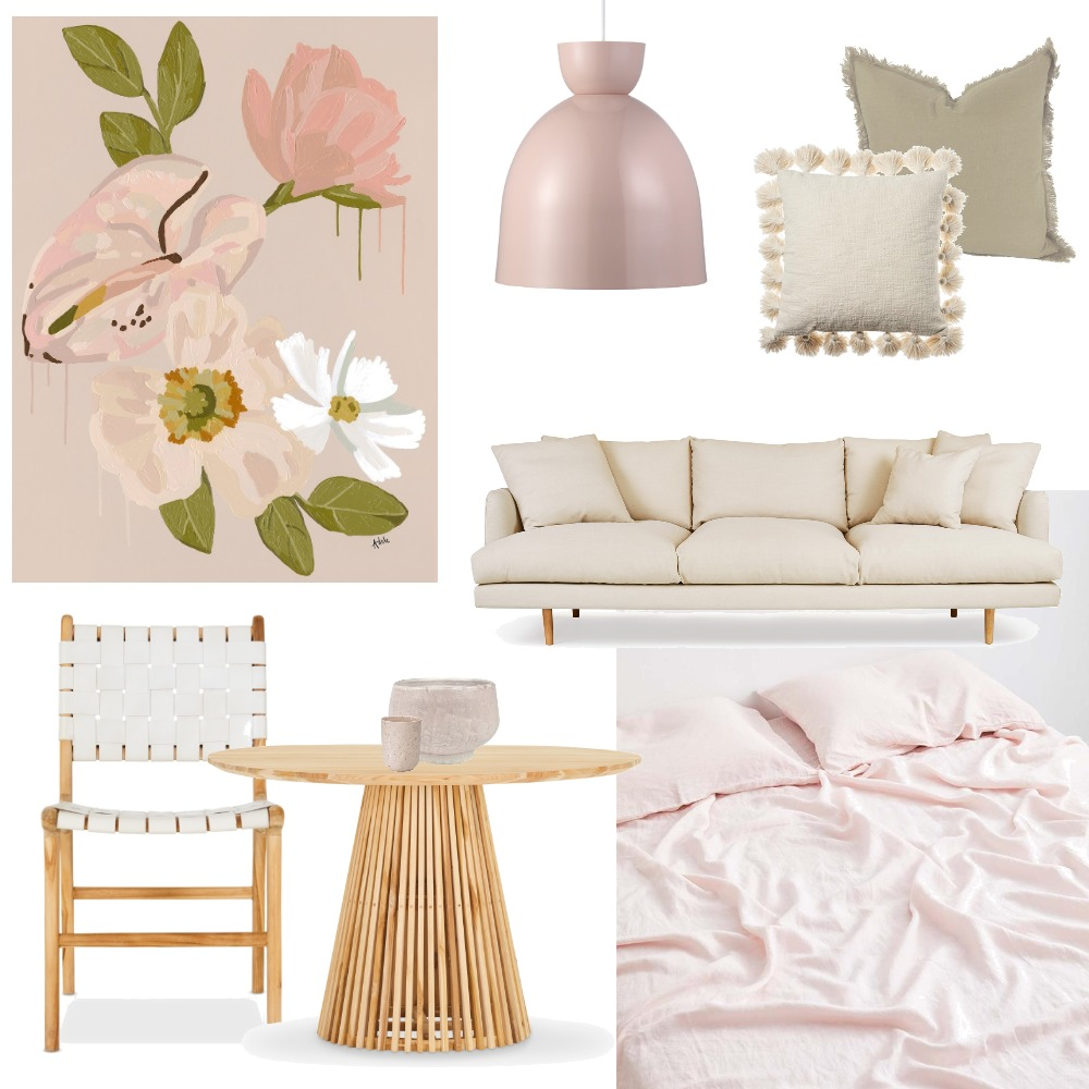 Adele Naidoo inspired Mood Board by Vienna Rose Styling on Style Sourcebook
