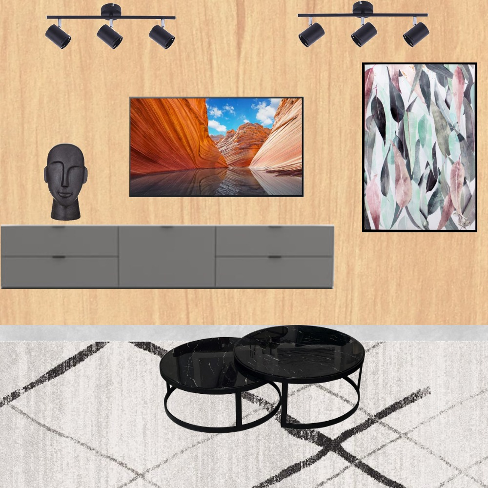 LIVING_S1_1 Interior Design Mood Board by MBarros on Style Sourcebook
