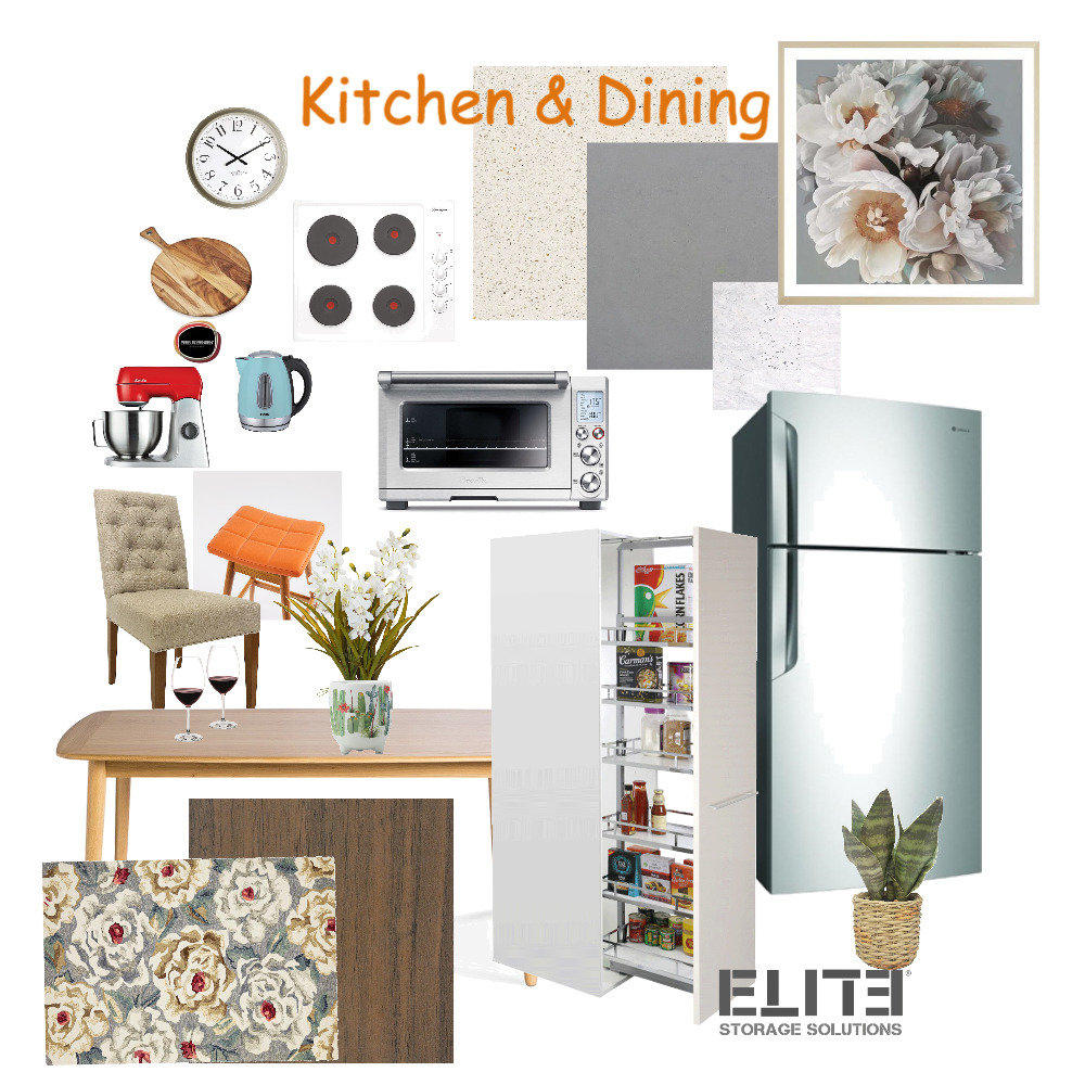 Kitchen & Dining Interior Design Mood Board by YuliyaP on Style Sourcebook