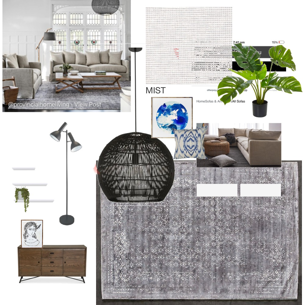 front lounge 2 Interior Design Mood Board by JulieJules on Style Sourcebook