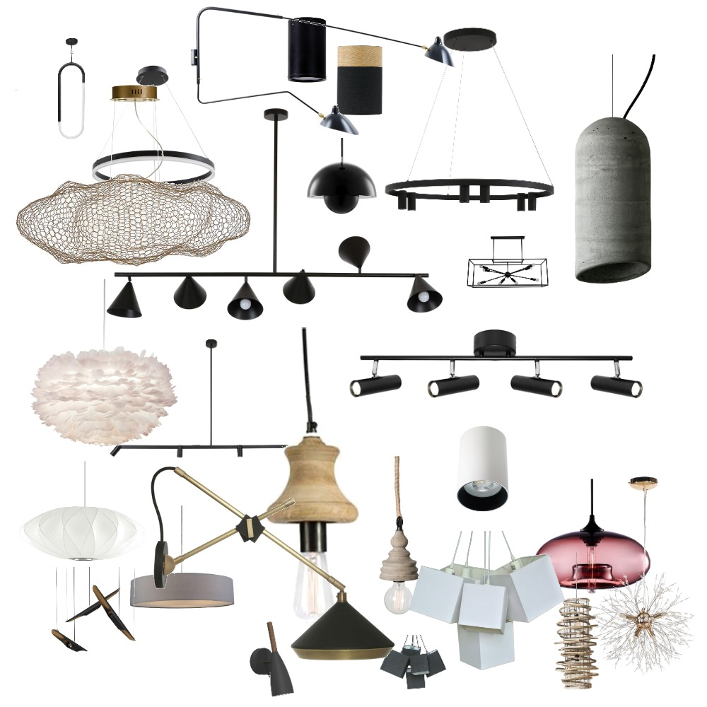 lights Interior Design Mood Board by Ayesha on Style Sourcebook